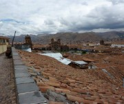Cuzco rooftops Isla Womens Retreat
