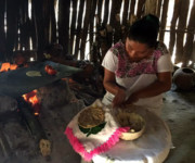 A day in the life: making tortillas, Yucatan, MX