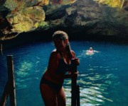 Cenote Esmeralda, Yucatan, MX, Portals to the Self